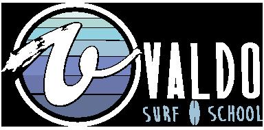 logotipo de Valdo Surf School